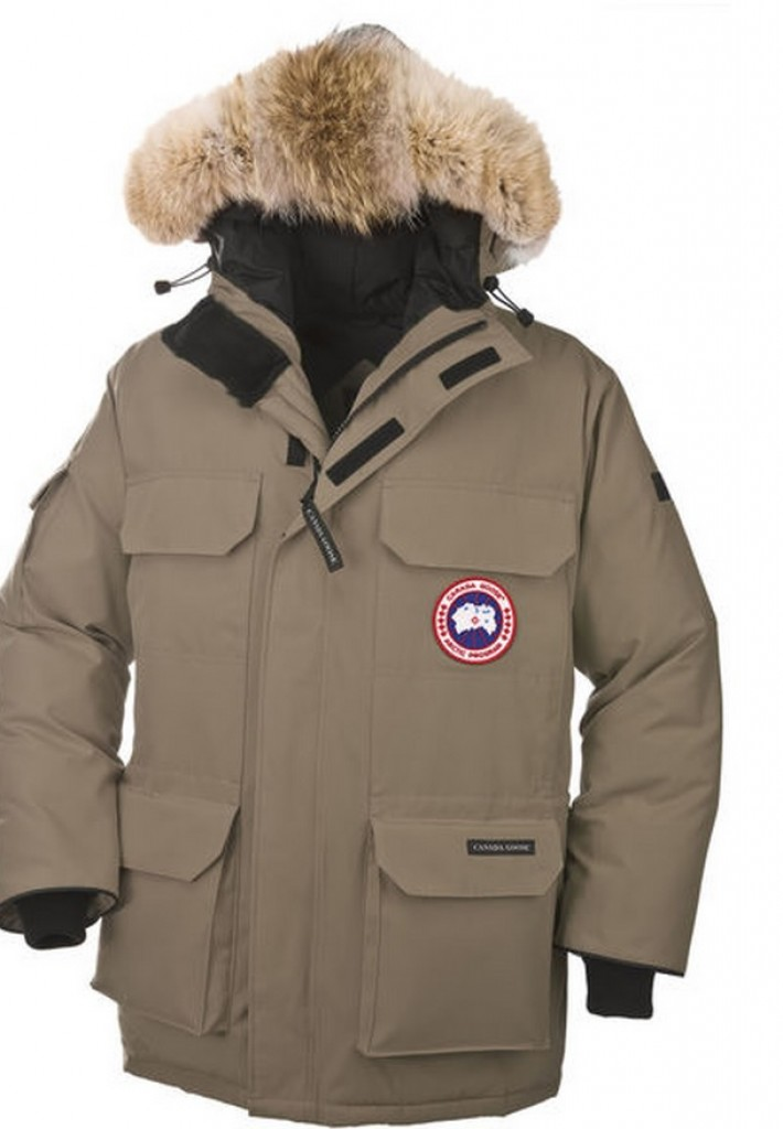 mens tan canada goose jacket