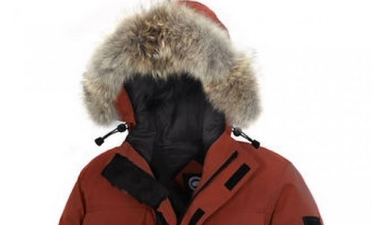 Canada Goose' camp down jacket review
